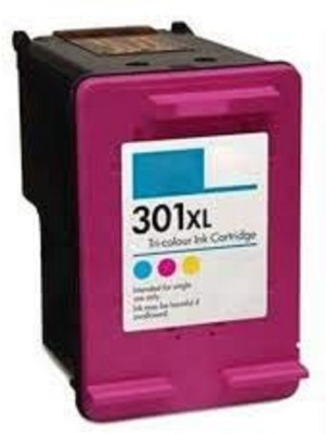 trendvision N 301 Ink Cartridge for Ink CARTRIDGES for USE in HP Deskjet 1000 1050 1510 1512 2050 2050A 2510 2540 3050 Officejet 2620 2622 4630 4632 E