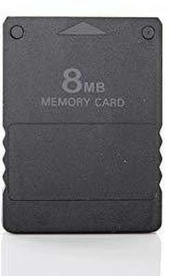 Computer Plaza Ps2 8 mb memory card for playstation 2 8 MB MicroSD Card Class 2 20 MB/s Memory Card
