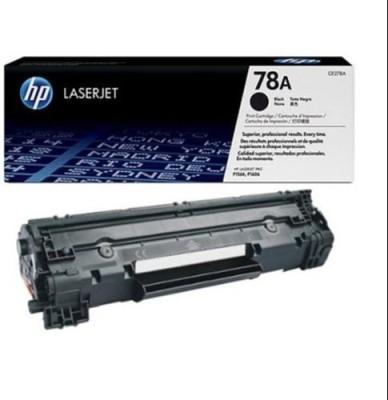 HPCARTRIDGE Black HP 78A Laserjet Toner Cartridge, For Laser Printer Black Ink Toner HPCARTRIDGE Printers   Inks