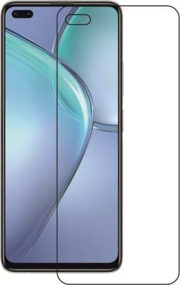 JBR screen secure Screen Guard for Infinix Zero 8i(Pack of 1)