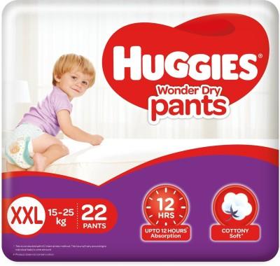 Huggies Wonder Pants Diaper - XXL(22 Pieces)