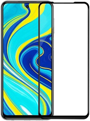 ISAAK Edge To Edge Tempered Glass for Redmi K30, Redmi K30 Pro, Redmi Note 9 Pro, Redmi Note 9 Pro Max, Redmi Note 9s, Poco M2 Pro, Poco X3, Poco X2, Mi 10T, Mi 10T Pro, Moto G 5G, Micromax In Note 1, Mi 10i(Pack of 1)