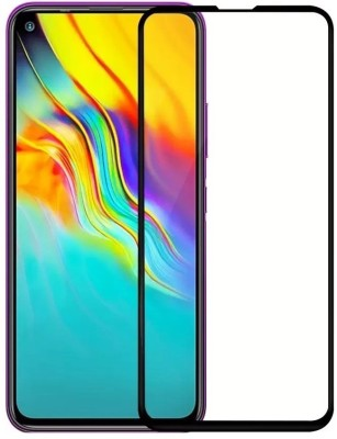 Gorilla Labs Edge To Edge Tempered Glass for Poco X3, Infinix Hot 9, Infinix Hot 9 Pro(Pack of 1)