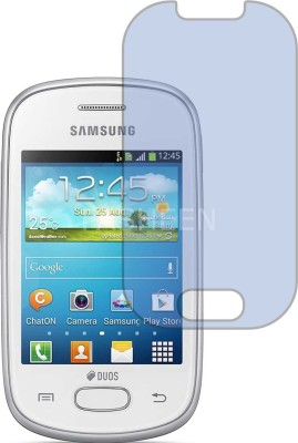Fasheen Impossible Screen Guard for SAMSUNG GALAXY STAR S5282 ( Flexible Antiblue Light )(Pack of 1)