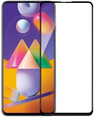 Gorilla Ace Tempered Glass Guard for Samsung Galaxy M31S(Pack of 1)