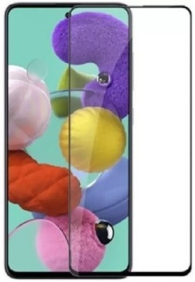 Gorilla Ace Tempered Glass Guard for Samsung Galaxy A51(Pack of 1)