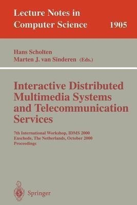 Interactive Distributed Multimedia Systems and Telecommunication Services(English, Paperback, unknown)