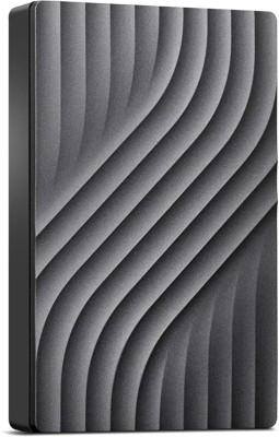 Lenovo 2 TB External Hard Disk Drive(Black)