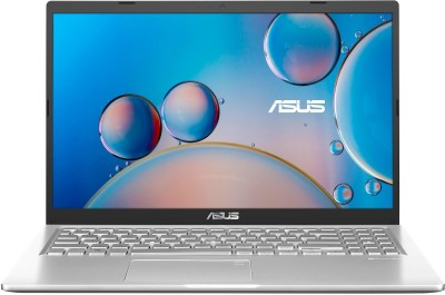 ASUS VivoBook 15 Core i3 10th Gen - (8 GB/1 TB HDD/Windows 10 Home) X515JA-EJ322TS Thin and Light Laptop(15.6 inch, Transparent Silver, 1.80 kg, With MS Office)