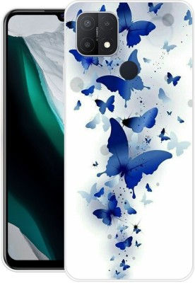 Shivay Mobicase Back Cover for Oppo A15(Multicolor, Dual Protection, Silicon)