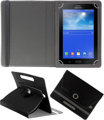 ACD Flip Cover for Samsung Galaxy Tab 3 Neo T111n(Black, Cases with Holder)