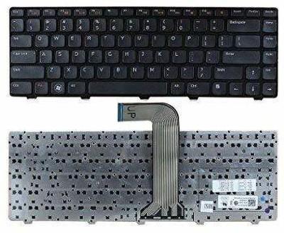 SP Infotech DELL INSPIRON 14R N4110 M4110 N4050 M4040 15 N5040 N5050 M5040 Internal Laptop Keyboard Black SP Infotech Keyboards