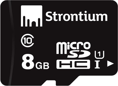 Strontium CLASS 10 8 GB SDHC Class 10 10 MB/s Memory Card
