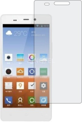 ZINGTEL Tempered Glass Guard for GIONEE ELIFE E6 (Flexible, Shatterproof)(Pack of 1)