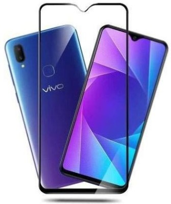 VILLA Tempered Glass Guard for Vivo Y91(Pack of 1)