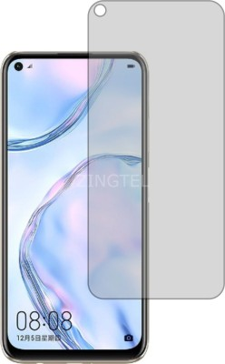 ZINGTEL Tempered Glass Guard for HUAWEI HONOR NOVA 7I (Flexible, Shatterproof)(Pack of 1)