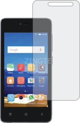 ZINGTEL Tempered Glass Guard for Gionee Pioneer P2M (Matte Finish, Flexible)(Pack of 1)
