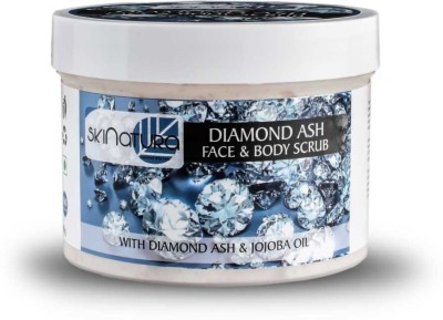 Skinatura Diamond Ash Face & Body  Scrub(500 ml) 1