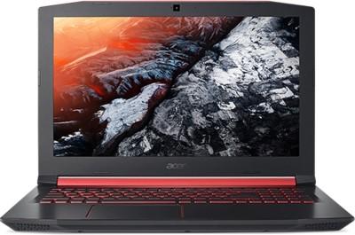 Acer Nitro 5 Core i7 7th Gen - (16 GB/1 TB HDD/128 GB SSD/Linux/4 GB Graphics/NVIDIA GeForce GTX 1050 Ti)...
