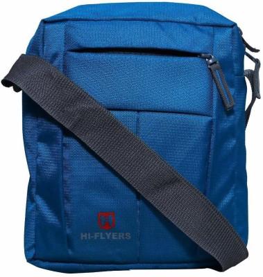 hi flyers HFS001Blue 8 L Backpack Blue