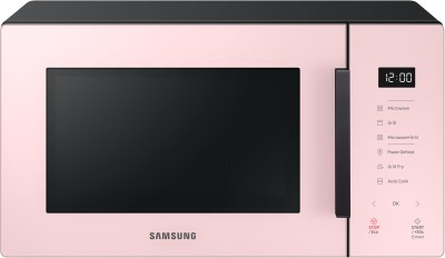 Samsung 23 L Grill Microwave Oven(MG23T5012CP/TL?, Pink)
