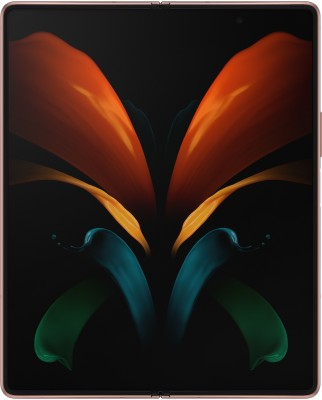 SAMSUNG Galaxy Fold 2 (Mystic Bronze, 256 GB)(12 GB RAM)