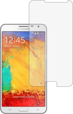 TELTREK Tempered Glass Guard for SAMSUNG GALAXY NOTE 3 NEO SM N750 (Matte Finish, Flexible)(Pack of 1)