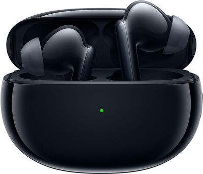 OPPO Enco X With Noise Cancelling Bluetooth Headset(Black, True Wireless)
