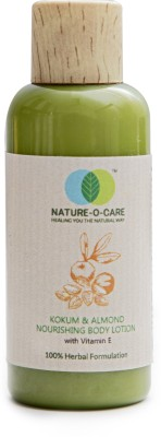 Nature-O-Care Kokum & Almond Nourishing Body Lotion, 30ML(30 ml)