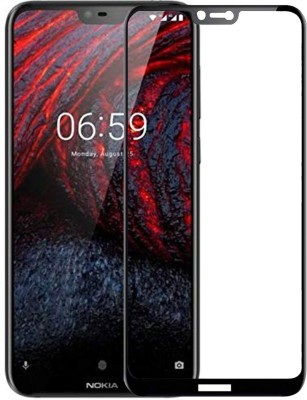CEDO XPRO Edge To Edge Tempered Glass for Nokia 6.1 Plus(Pack of 1)