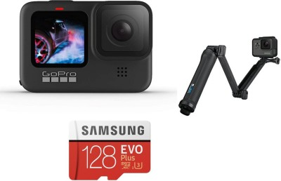 GoPro Hero 9 Sports and Action Camera(Black, 23.6 MP)