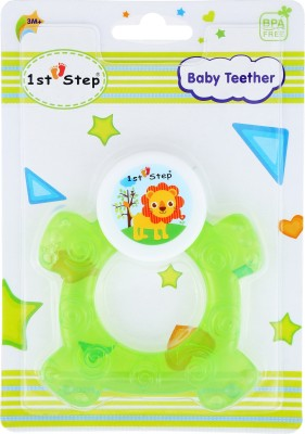 1st Step Baby Teether Teether Green 1st Step Teethers