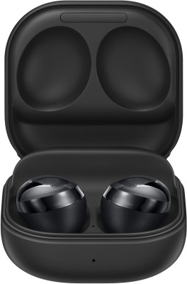 Samsung Galaxy Buds Pro Active Noise Cancellation Enabled Bluetooth Headset(Black, True Wireless)