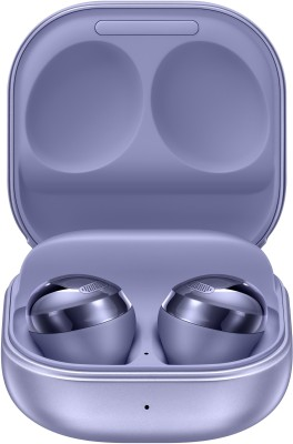 Samsung Galaxy Buds Pro Active Noise Cancellation Enabled Bluetooth Headset(Violet, True Wireless)