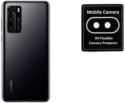 Phonicz Retails Camera Lens Protector for Huawei P40(Pack of 1)