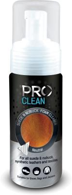 PRO SUDE N NUUCK FOAM CLEANER NEUTRAL Nubuck, Suede Shoe Cleaner Neutral PRO Shoe Polishes   Creams