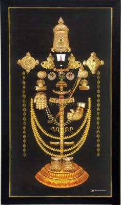 29 Off On 101temples Abarana Venkateswara Swamy God Photo Religious Frame On Flipkart Paisawapas Com