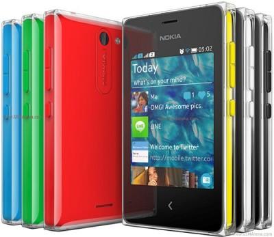 DKBKC Screen Guard for Nokia Asha 502 mobile(Pack of 1)