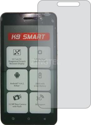 ZINGTEL Tempered Glass Guard for KARBONN K9 SMART (Flexible, Shatterproof)(Pack of 1)