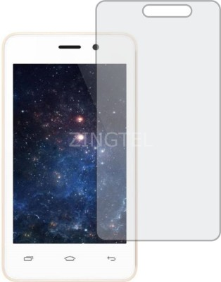 ZINGTEL Tempered Glass Guard for Micromax Bolt Q326(Pack of 1)