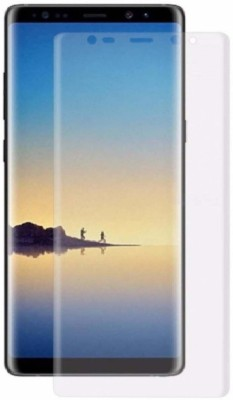 b.bright Edge To Edge Tempered Glass for Samsung Galaxy Note 8(Pack of 1)
