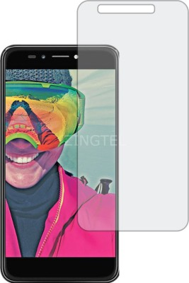 ZINGTEL Tempered Glass Guard for MICROMAX SELFIE 2 Q4311 (Flexible, Shatterproof)(Pack of 1)