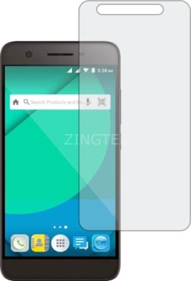 ZINGTEL Tempered Glass Guard for MICROMAX CANVAS JUICE 4G Q461 (Flexible, Shatterproof)(Pack of 1)