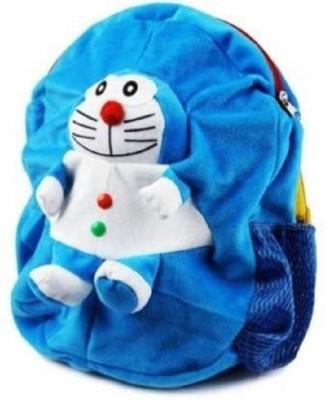 Anubhi Doremon School Bags for Kids   30 cm Multicolor