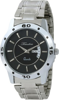 Timebre Time   Date Analog Watch   For Men Timebre Wrist Watches