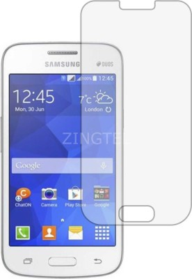 ZINGTEL Tempered Glass Guard for SAMSUNG GALAXY STAR ADVANCE G350E (Flexible, Shatterproof)(Pack of 1)