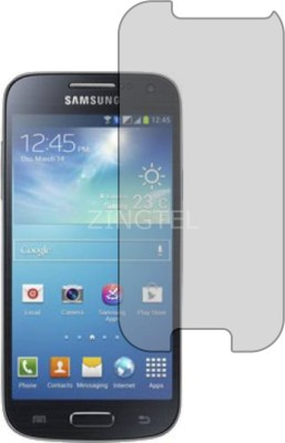 ZINGTEL Tempered Glass Guard for SAMSUNG GALAXY S4 MINI I9192 (Matte Finish, Flexible)(Pack of 1)