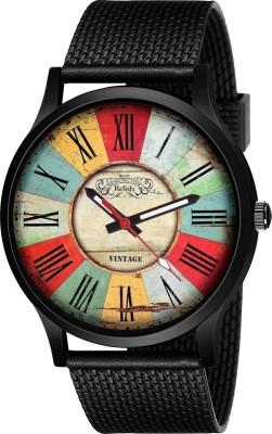 RELish RE BB8055 Vintage Series Analog Watch   For Men RELish Wrist Watches