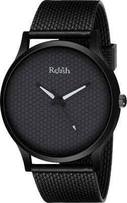 RELish RE BB8058 Texture Series Analog Watch   For Men RELish Wrist Watches