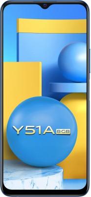 Vivo Y51A (Titanium Sapphire, 128 GB)(8 GB RAM)